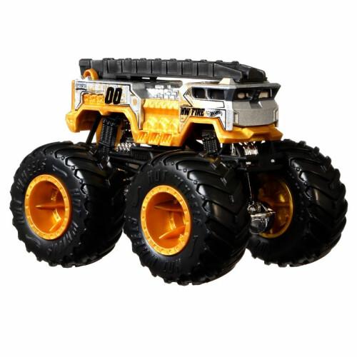 Hot Wheels Monster Trucks - 5 Alarm
