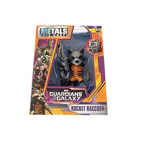 Metals Die Cast Guardians of the Galaxy Rocket Raccoon