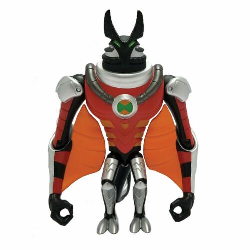 Ben 10 Action Figure - Omni-Kix Armor Jetray