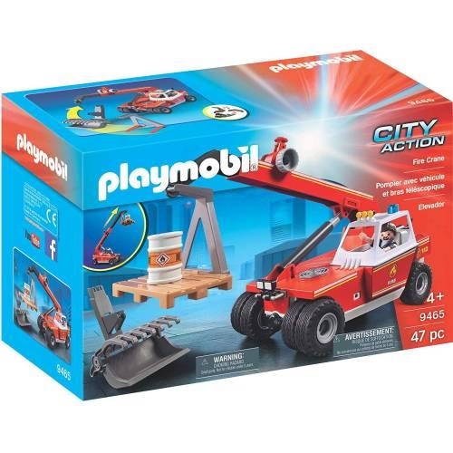 Playmobil 9465 Fire Crane