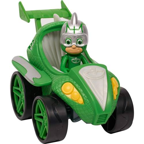 PJ Masks Power Racers Gekko-Mobile