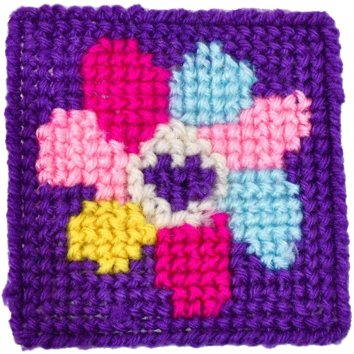 Kreative Kids 6 in 1 Cross Stitch Kit