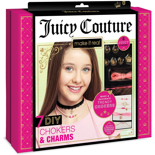 Make It Real - Juicy Couture - Chokers & Charms