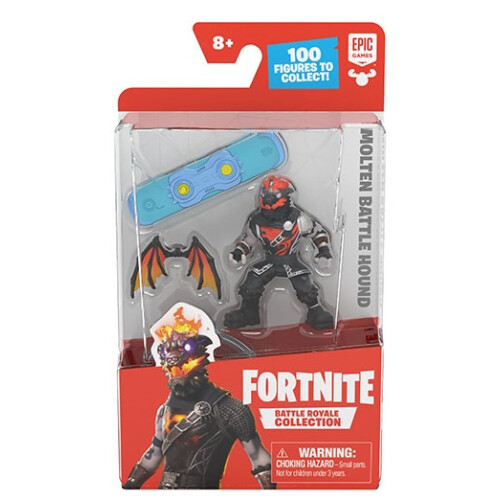 Fortnite Battle Royale Collection - Single Pack - Molten Battle Hound
