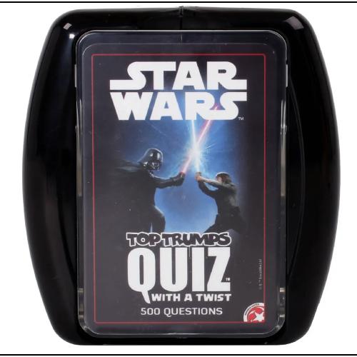 Top Trumps Quiz With A Twist - Star Wars
