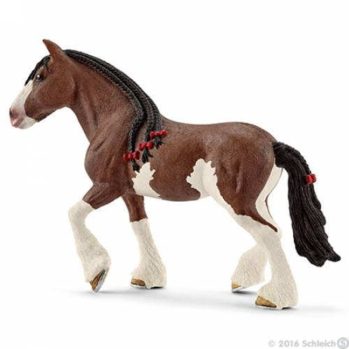 Schleich Farm Life 13809 Clydesdale mare