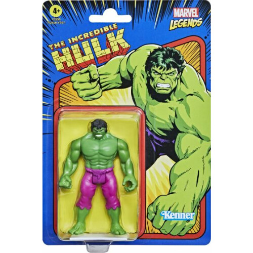 Marvel Legends - The Incredible Hulk