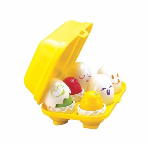 Tony Toomies Hide & Squeak Eggs