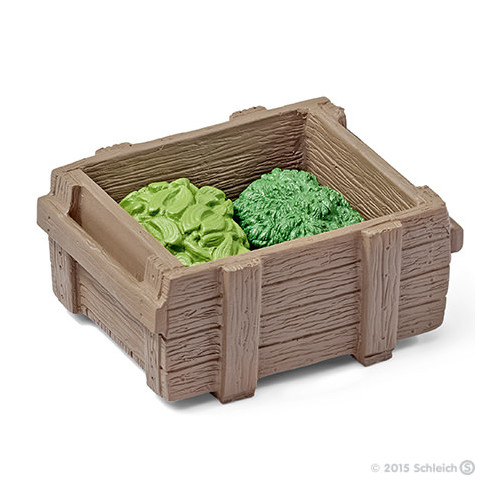 Schleich Accessories 42239 Leaves Feed Set