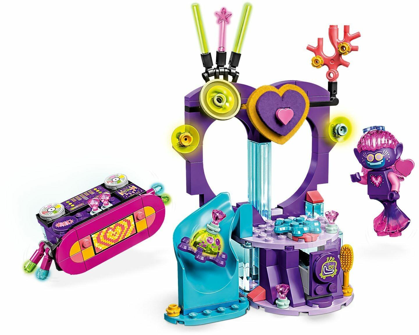 Lego 41250 Trolls World Tour Techno Reef Dance Party Toys N Tuck