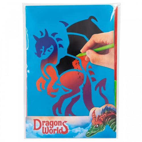 Dragon World Magic Scratch Cards