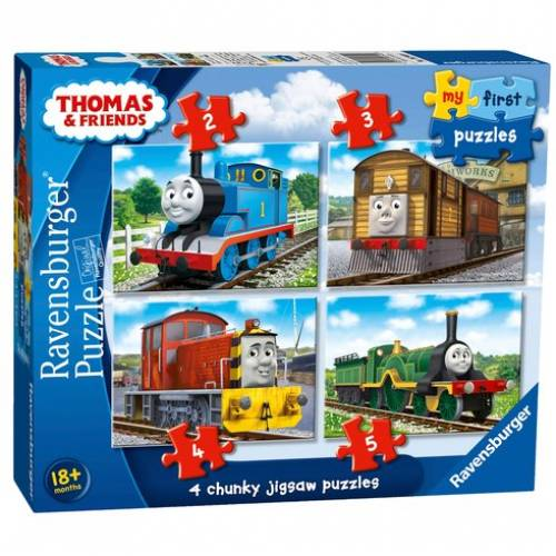 Ravensburger My First Puzzles Thomas & Friends