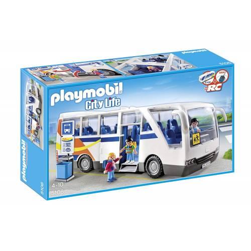 Playmobil 5106 City Life City Coach