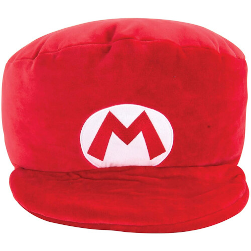 Nintendo Plush - Large Mario Hat