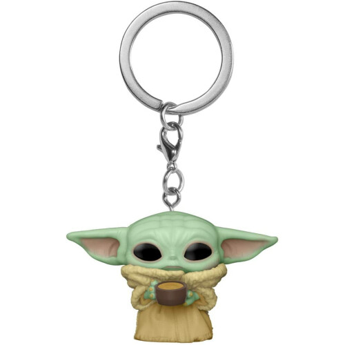 Funko Pocket Pop Keychain - Star Wars - The Child with Cup