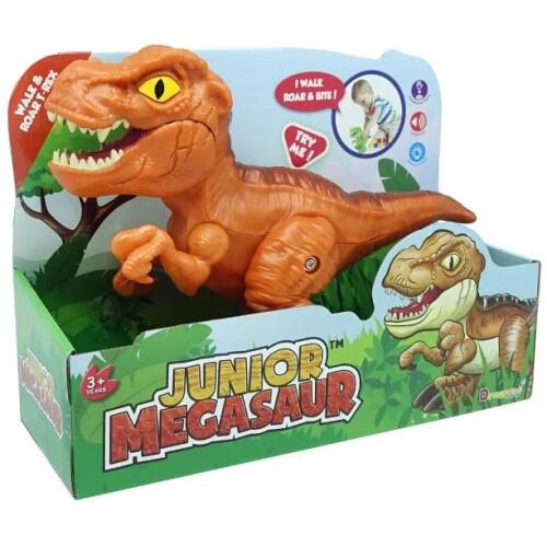 Junior Megasaur T-Rex (Brown)