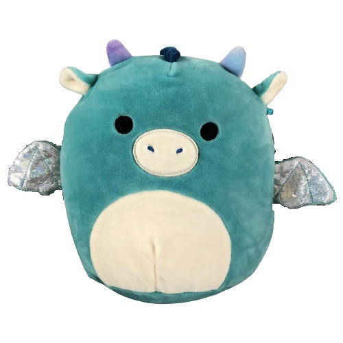 Squishmallows 7.5 Inch Plush - Tatiana the Teal Dragon