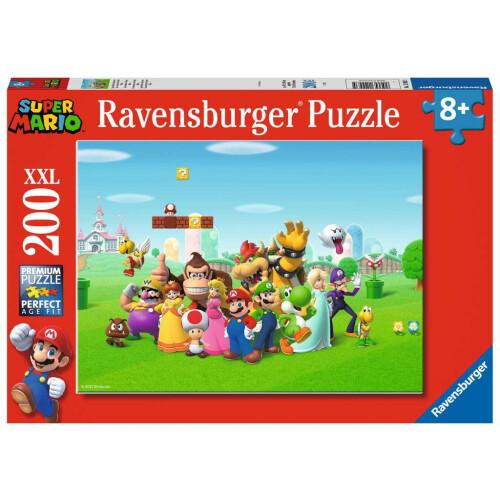 Ravensburger 200XXL Piece Puzzle Super Mario