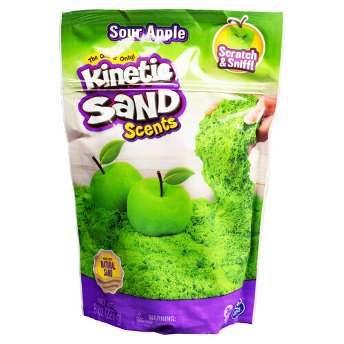 Kinetic Sand Scents - Apple