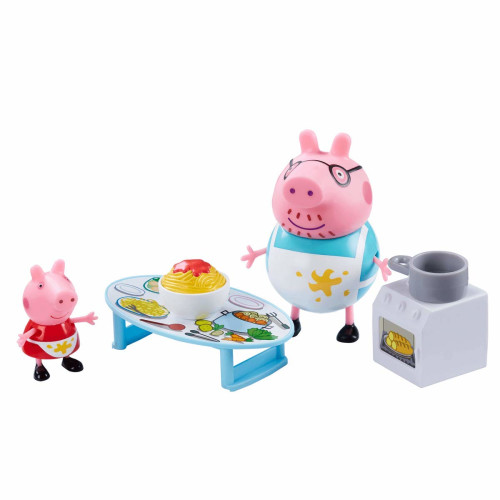 Peppa Pig Peppa's Messy Kitchen