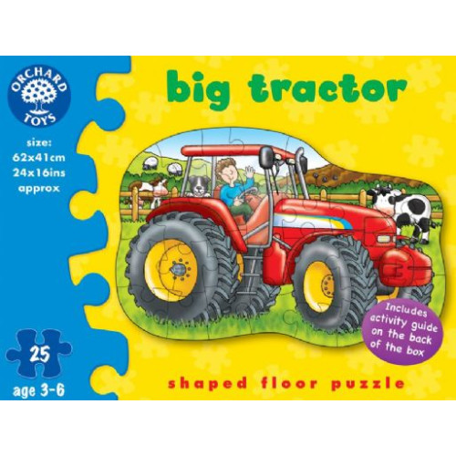 Orchard Big Tractor