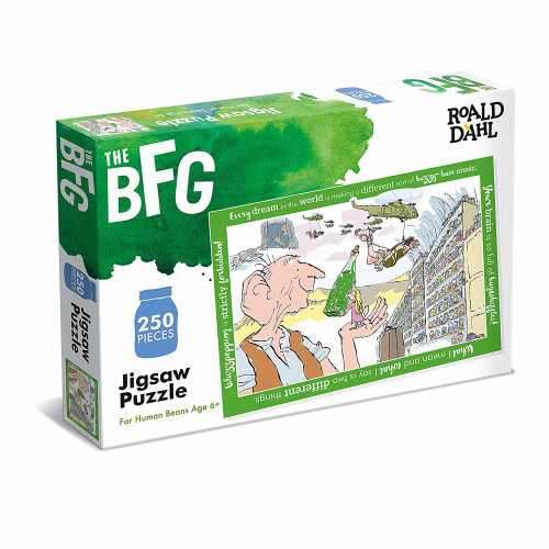 Roald Dahl - The BFG 250pc Puzzle