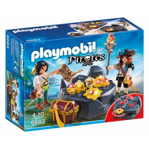 Playmobil Pirates 6683 Treasure Chest
