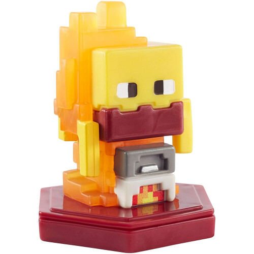 Minecraft Earth Boost Mini Figure - Smelting Blaze