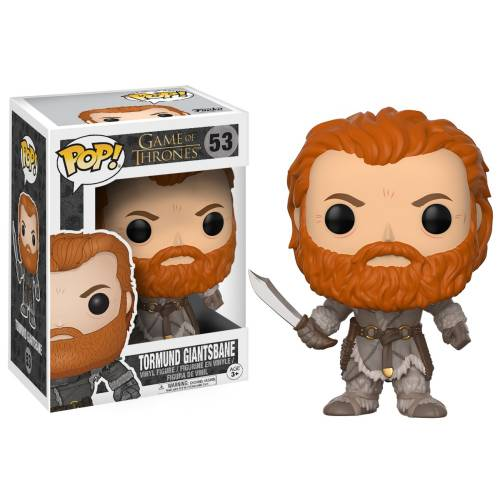 Funko Pop Vinyl Tormund Giantsbane 53