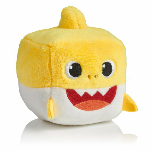 Baby Shark Singing Plush Cube - Baby