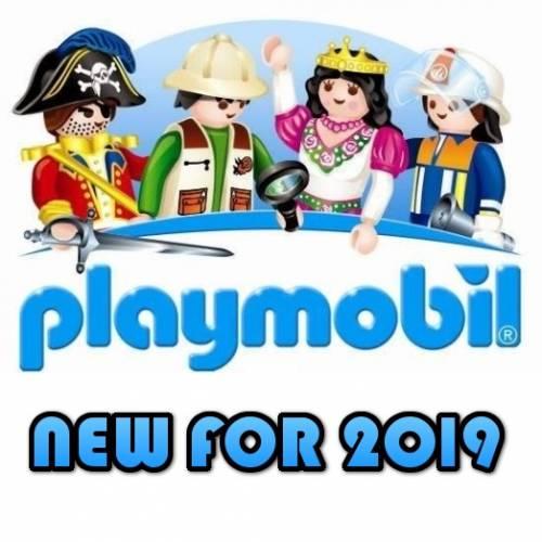 2019 Playmobil