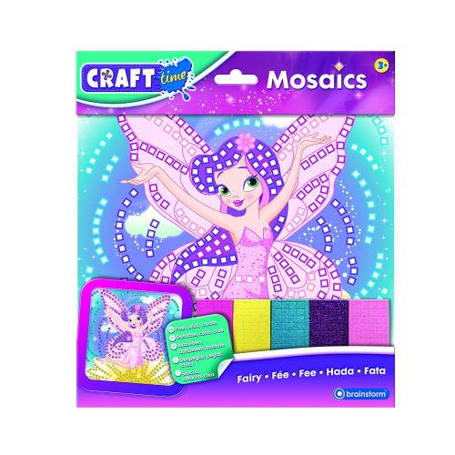 Craft Time Mosaics - Fairy