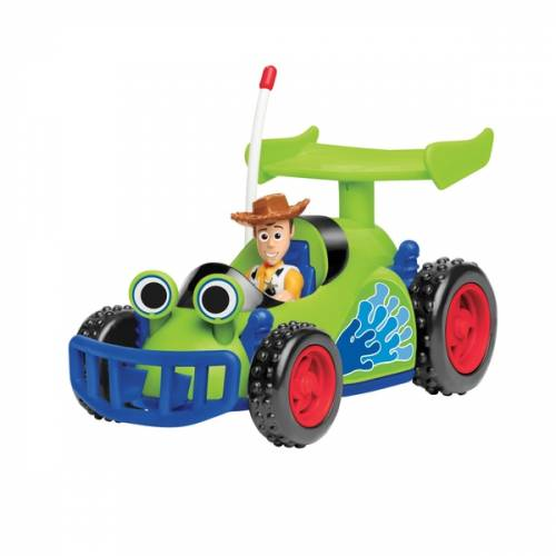 Imaginext Toy Story - Woody & R.C.