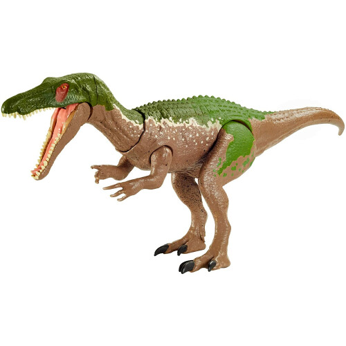 Jurassic World Camp Cretaceous Sound Strike Baryonyx Grim