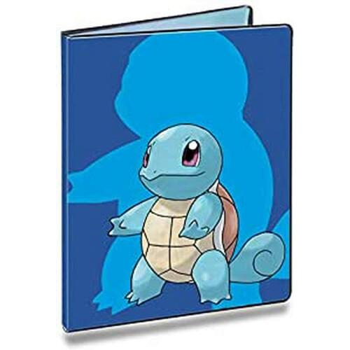 Pokemon TCG 9-Pocket Portfolio - Squirtle