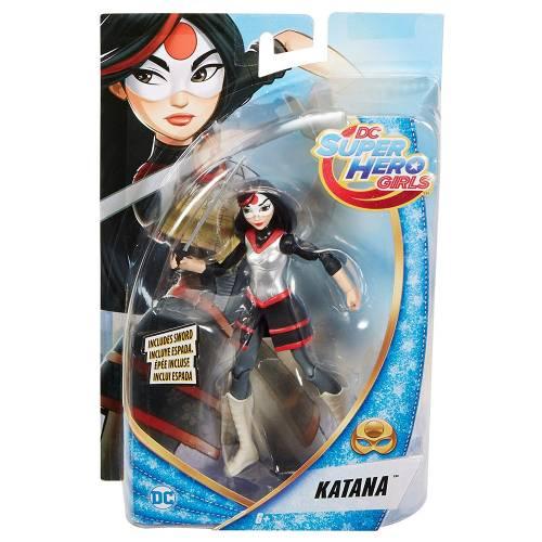DC Super Hero Girls - Katana