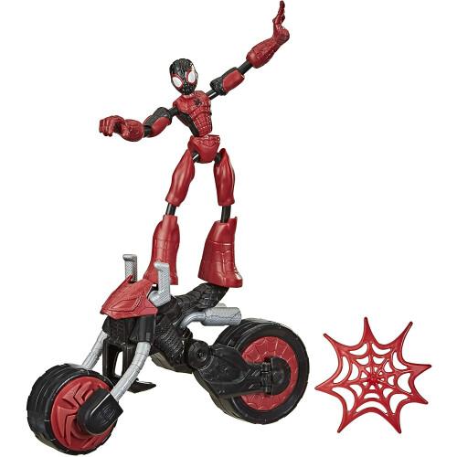 Marvel Spider-man Bend and Flex - Flex Rider Spider-man