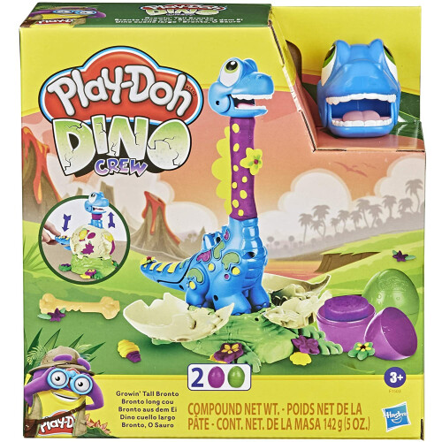 Play-Doh Growin' Tall Bronto