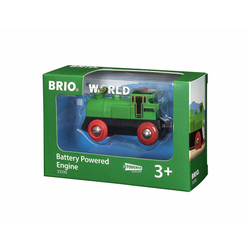 Brio 33595 Battery Powered Engine