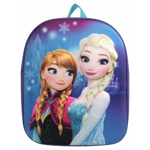 Character Backpack - Frozen 3D Anna & Elsa