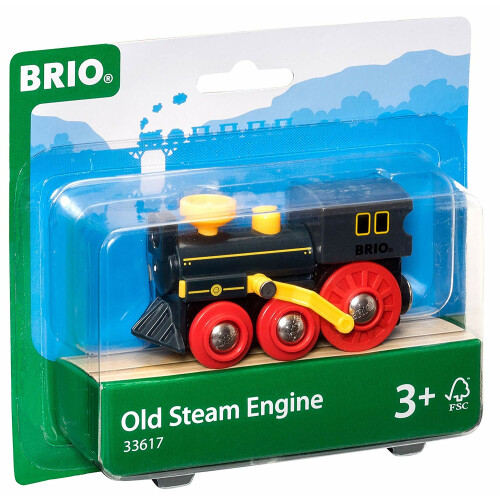 Brio 33617 Old Steam Engine
