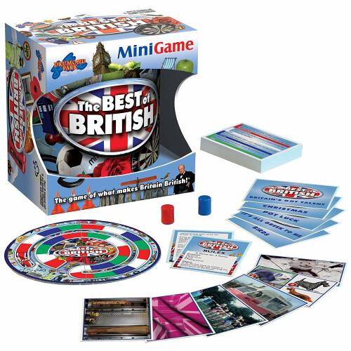The Best of British Mini Game