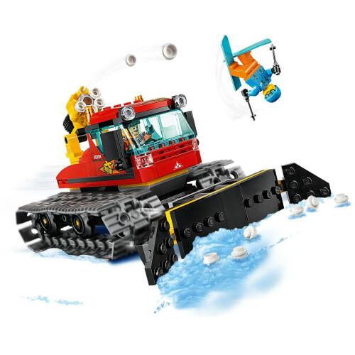 Lego 60222 City Snow Groomer