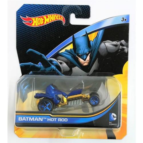 Hot Wheels DC Comics Character Vehicles - Batman Hot Rod