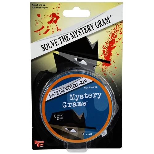 Mystery Teasers - Mystery Grams