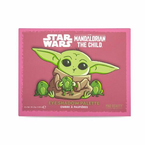 Star Wars Mandalorian The Child Eye Shadow Palette