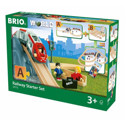 Brio 33773 Railway Starter Set