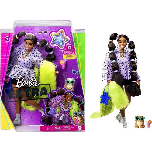 Barbie Extra Doll & Pet 7