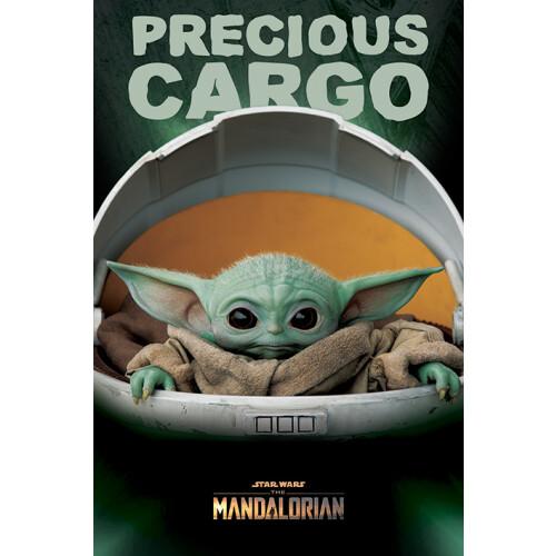 Maxi Posters - Star Wars: The Mandalorian (Precious Cargo)