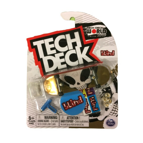 Tech Deck - World Edition - Blind Skull